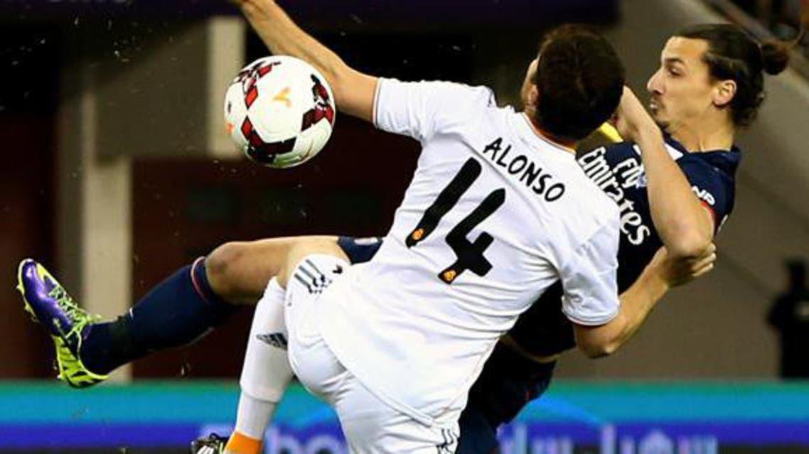 خيسيه يقود ريال مدريد لهزيمة سان جيرمان