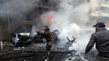 Beirut: explosion rocks Hezbollah stronghold