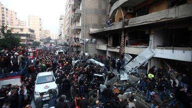 """""""داعش"""" يتبنى تفجير الضاحية الجنوبية في بيروت"""
