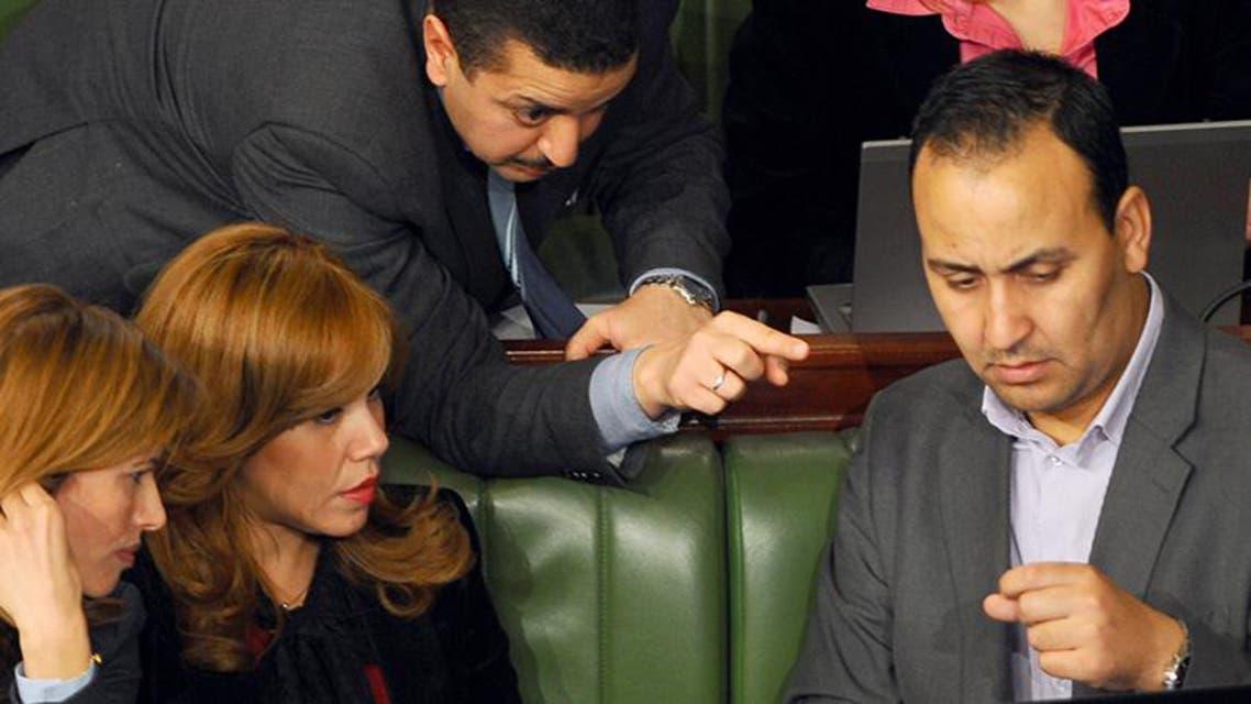 نقاشات داخل المجبلس التأسيسي حول دستور تونس الجديد
