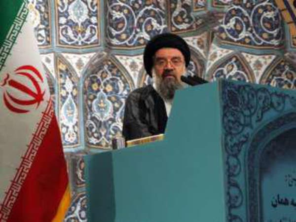 """خاتمي يهدد خلال خطبة الجمعة بإفشال مؤتمر """"جنيف 2"""""""