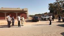 Libyan troops detain two Americans in Benghazi