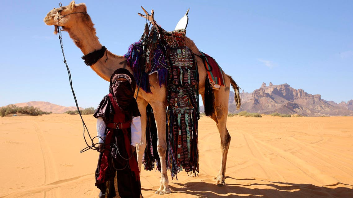 Libya's Ghat festival in the desert