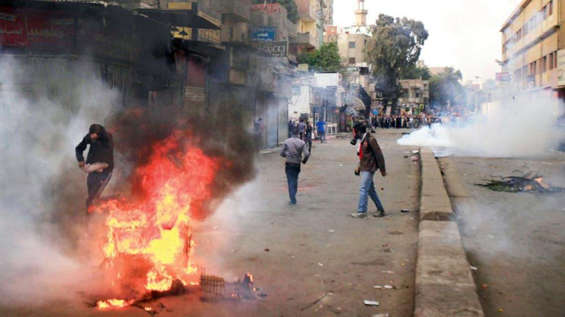 مواجهات في الجزائر غرداية