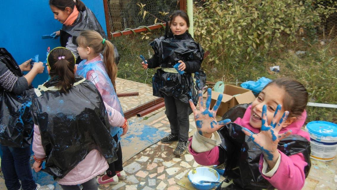 Syrian schools (Reuters)