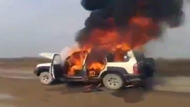 فيديو يظهر هجوما قاتلا على الجيش العراقي في الأنبار