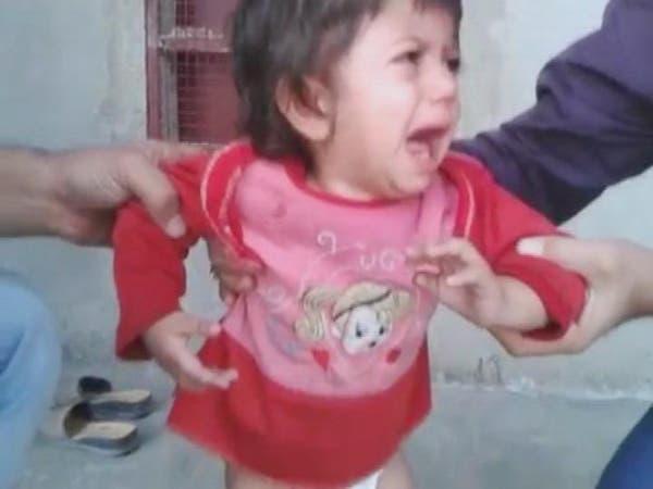 المنظمات الدولية قلقة من انتشار شلل الأطفال في سوريا