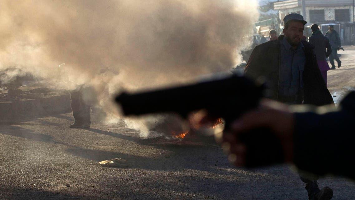 afghanistan gun file reuters