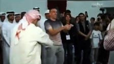 """النجم ريبيري يبهر الإماراتيين بـ""""رقصة اليولة"""""""