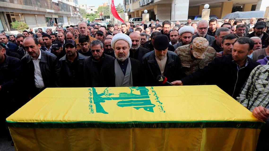 Funeral in Lebanon