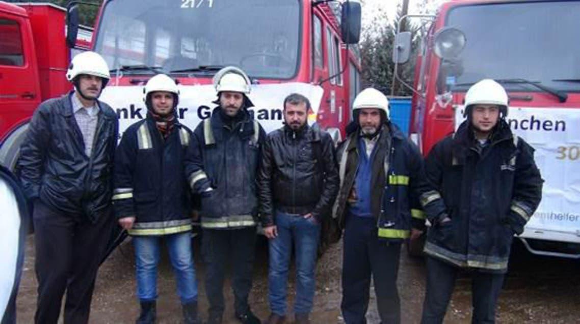 قافلة مساعدات إغاثية من ألمانيا تصل إلى حلب