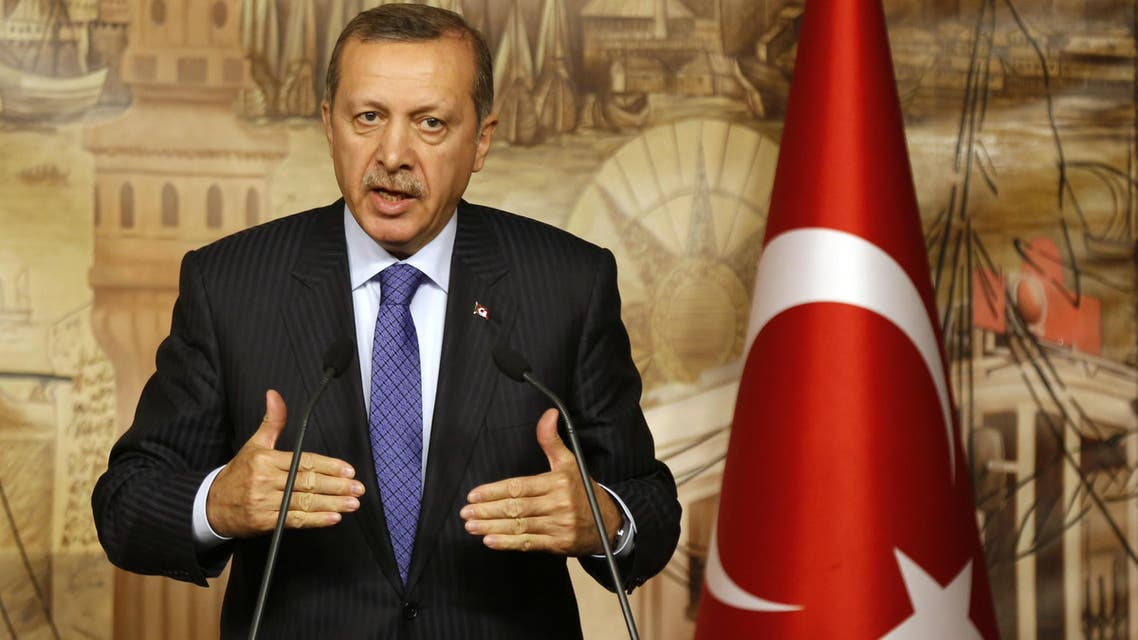 Erdogan reiterated his view that forces in Turkey and abroad are conspiring to oust him from power.