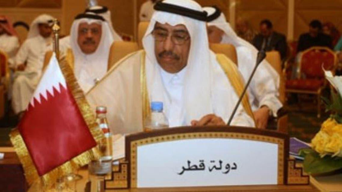 سيف مقدم البوعينين سفير قطر في مصر