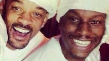 Hollywood star Will Smith living it up Dubai style