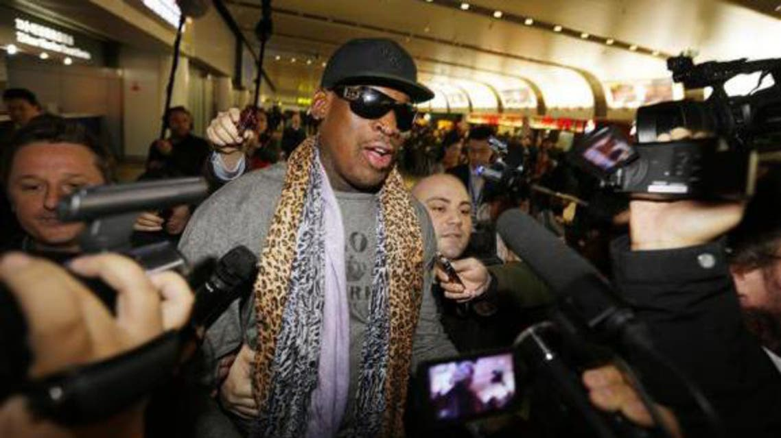 Rodman is the highest profile American to meet Kim since the leader inherited power from his father in late 2011.