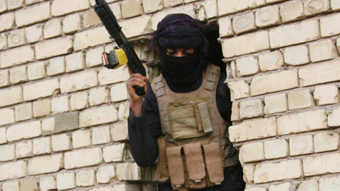 Tribesmen fight al-Qaeda in Iraq's Anbar