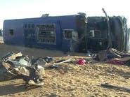 20 قتيلاً في حادث سير بالجزائر