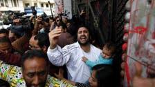 Egypt court hands suspended sentences to 12 activists