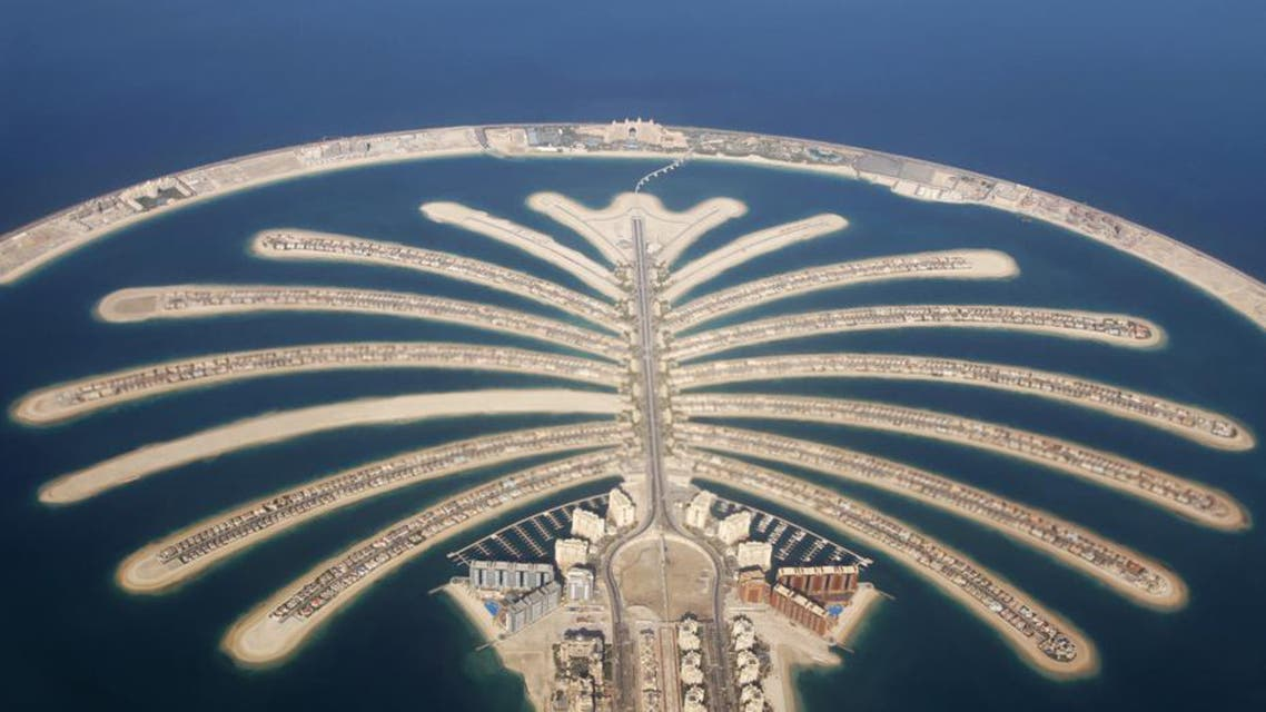 Nakheel, the builder of a palm tree-shaped island off Dubai's coast, was the most high-profile casualty of the Gulf state's property market collapse in 2009. (File photo: Shutterstock)