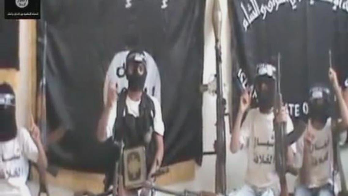 THUMBNAIL_ داعش ينسحب من مناطق في إدلب وحلب بعد قتال مع جماعات معارضة