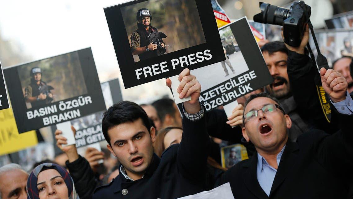 turkey media - Reuters