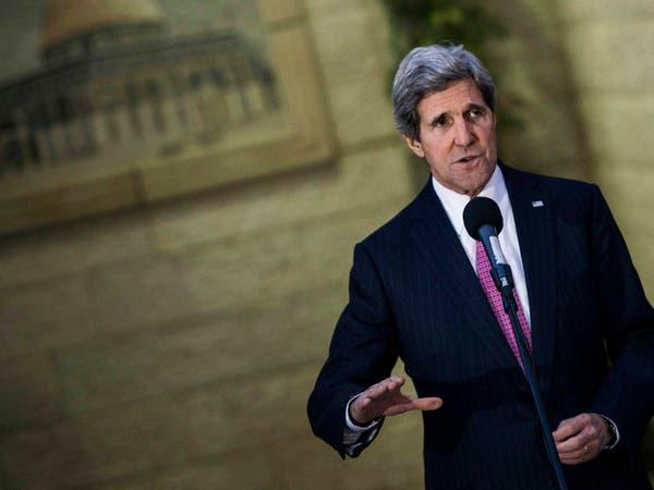 كيري: إيران قد تكون مفيدة على هامش مؤتمر جنيف 2