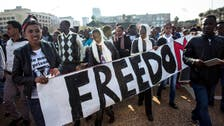 Thousands of African migrants protest Israel detention policy