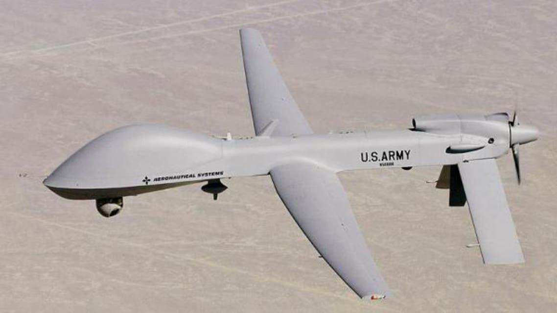 طائرات أميركية بدون طيار