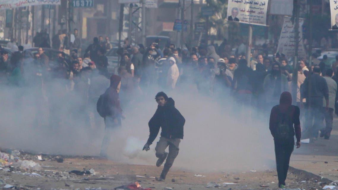 Egypt protest (Reuters)