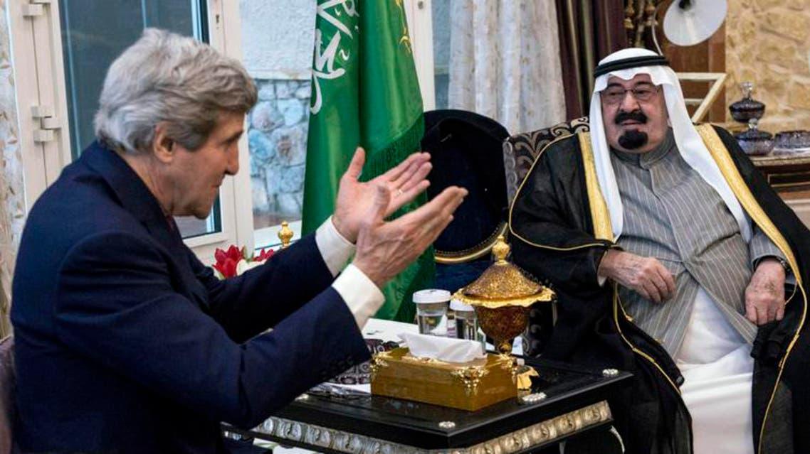کری و ملک عبدالله