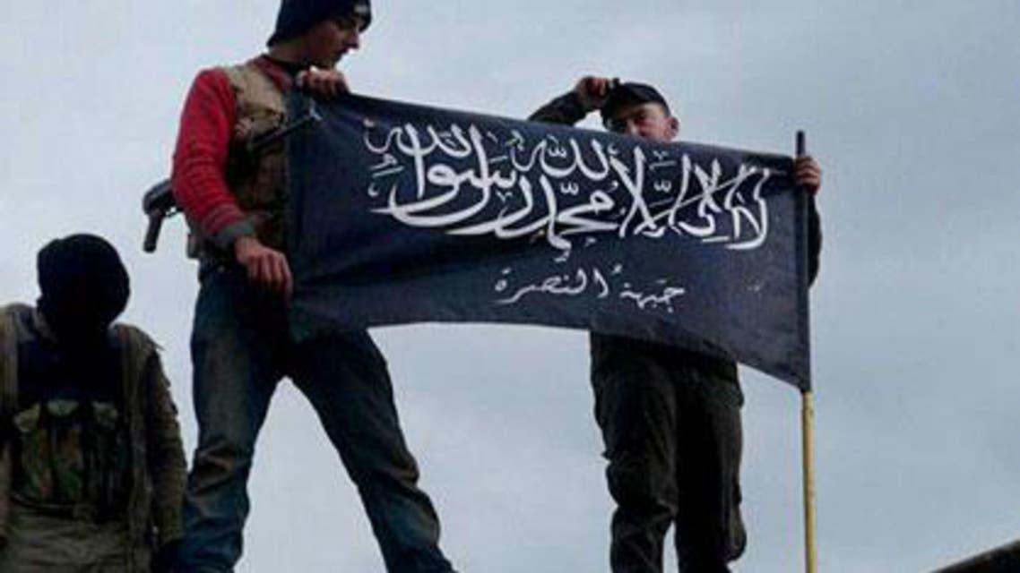 مقاتلون من جبهة النصرة في سوريا