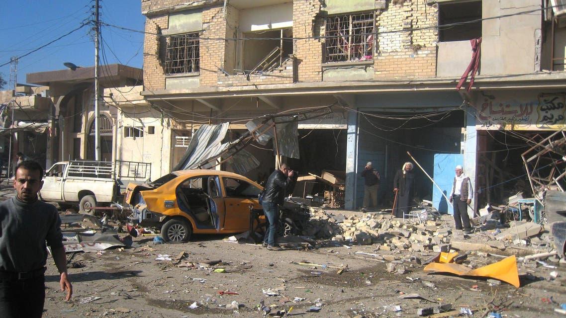 Bomb attack hits Kirkuk