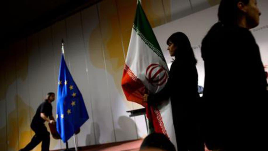 علاقات ايران مع الاتحاد الاوروبي