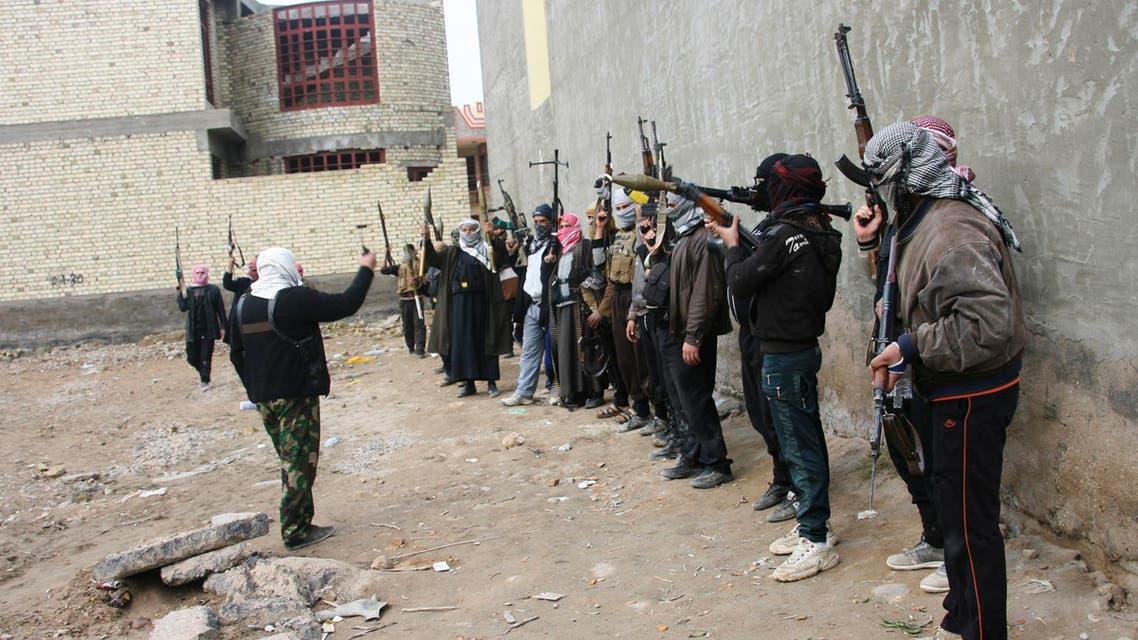 iraq gunmen reuters