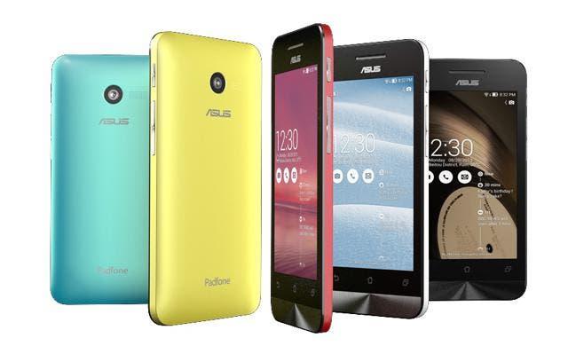 سلسلة هواتف اسوس الجديدة تضم هاتفاً بشاشة 6 انش بدقة HD