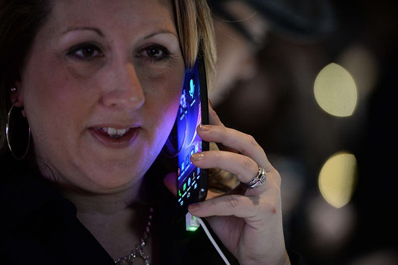 هاتف مقوس LG G Flex