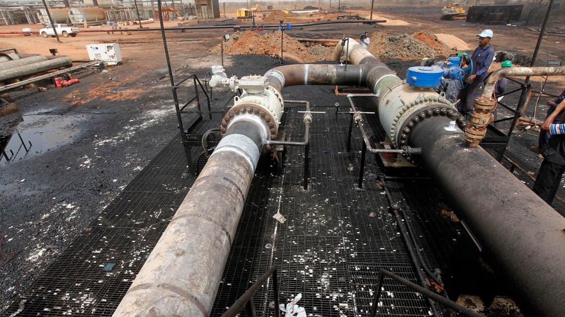 sudan oil news reuters