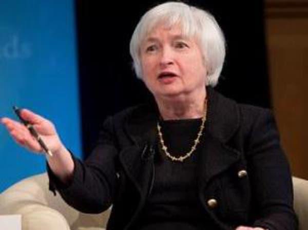 يلين: فائدة الدولار المتدنية ستظل منخفضة لفترة مطولة