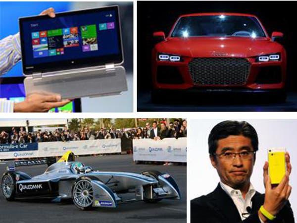 تقنيات المستقبل من 3200 شركة بأكبر معرض في العالم