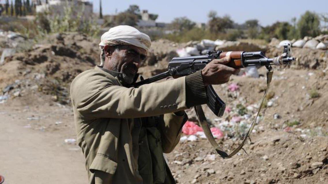 اشتباكات بين الحوثيين