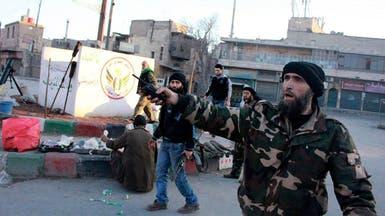 """المرصد السوري: """"الحر"""" يسيطر على مقر داعش الرئيس بحلب"""