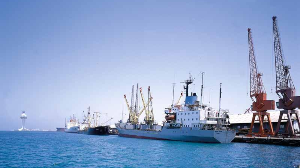ميناء جدة الإسلامي