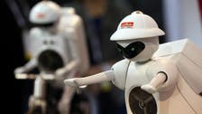 Robots invade consumer market for play, work