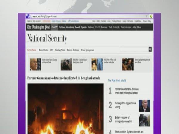 معتقل سابق بغوانتانامو ضالع بالهجوم على قنصلية أميركا في بنغازي