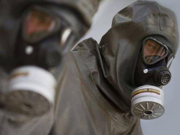 الخارجية الروسية: كيمياوي سوريا أصبح صفراً