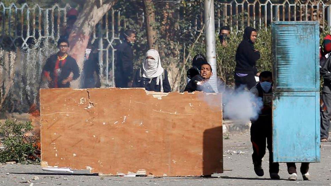 Egypt Student Protest