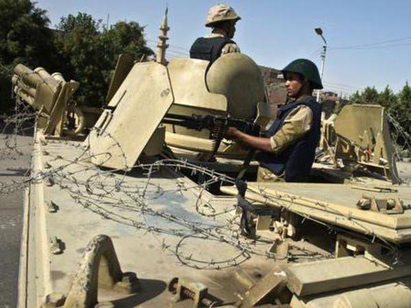 مصر.. مقتل 5 من قوات الأمن في انفجار بسيناء