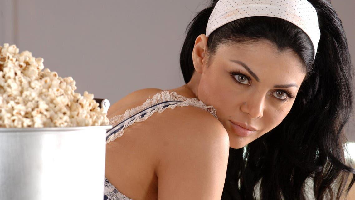 Haifa Wehbe (Reuters)