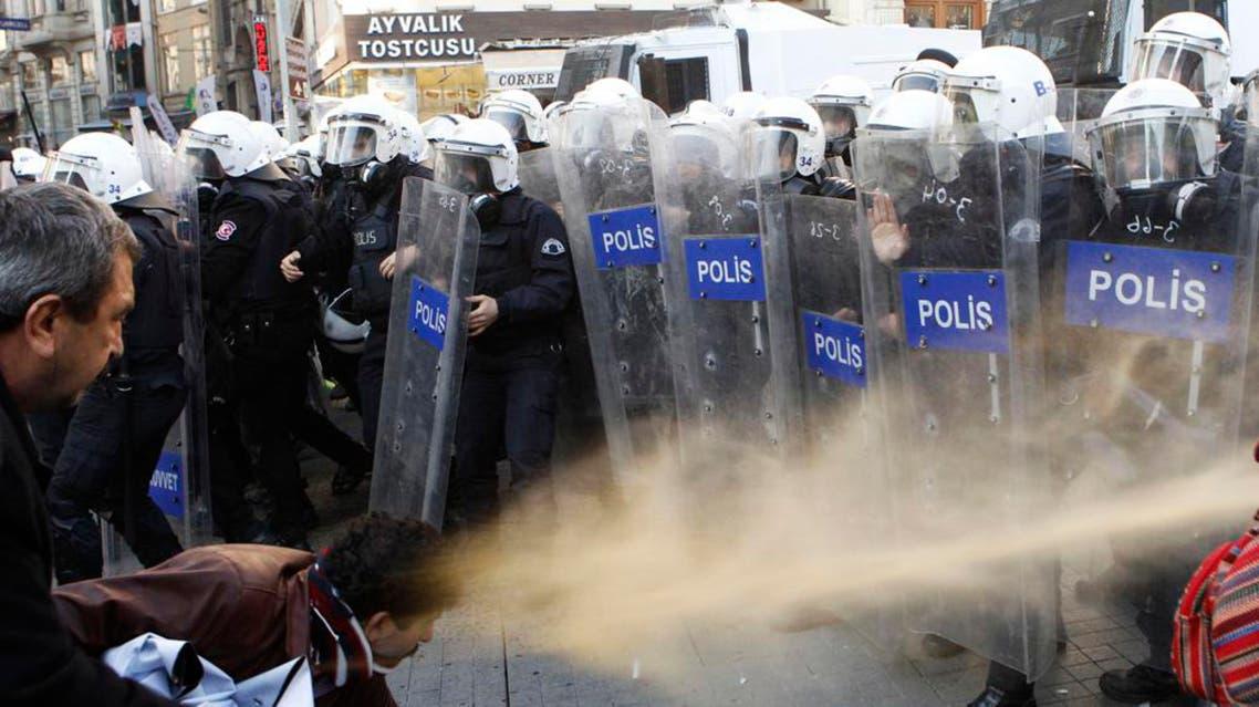 مظارهات في تركيا في ذكرى قتل أكراد