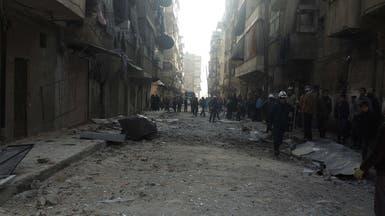 """مقاتلو المعارضة السورية يلاحقون """"داعش"""" في ريف حمص"""